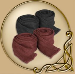 Hamond wool arm wraps